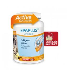 Epaplus Colágeno + Silicio + Hialurónico + Magnesio Vainilla 326,86 Gr