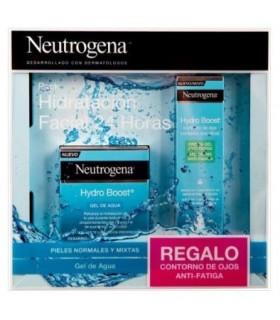 Neutrogena Hydro Boost Crema Gel PS 50 ML + Contorno Ojos 15 ML Gratis