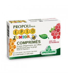 Propoli Plus Junior 30 Compr Masticables
