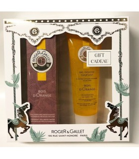 Roger & Gallet Eau Perfume Bois D´Orange 30 Ml + Regalo Gel Ducha Bois D´Orange 50 Ml