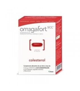 Omegafort Colesterol 1400 Mg 30 Capsulas