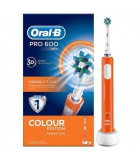 Oral-B Pro 600 Cepillo Dental Eléctrico Recargable