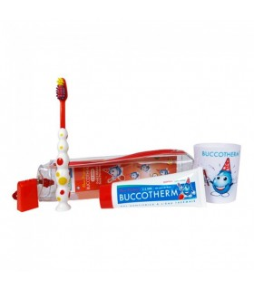 Buccotherm Kit Infantil 2-6 Años Gel Dentífrico 50 ML+ Cepillo