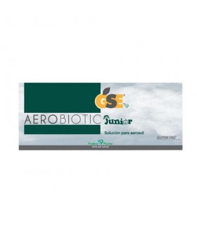 GSE AeroBiotic Junior 10 Ampollas 5 ML