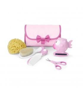 Chicco Mi Primer Set Higiene Rosa o Azul 0M +