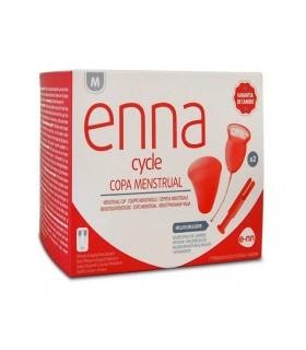 Enna Cycle Copa Menstrual T- M Con Aplicador