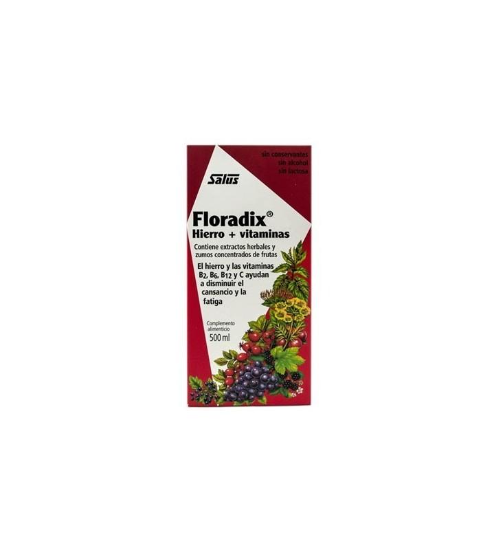 Floradix Elixir 500 ML