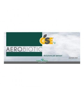 GSE Aerobiotic 10 Ampollas 5 ML