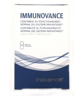 Immunovance 30 Cápsulas