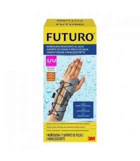 3M Futuro Muñequera Resistente al Agua Talla S-M Mano Izquierda