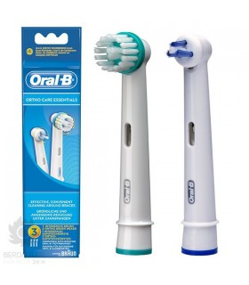 ORAL B RECAMBIO ORTODONCIA ORTHO CARE ESSENTIALS