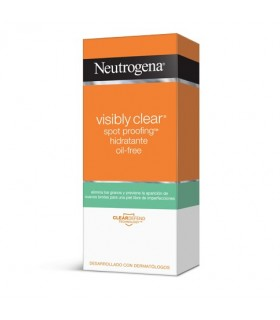 Neutrogena Visible Clear Spot Proofing Hidratante