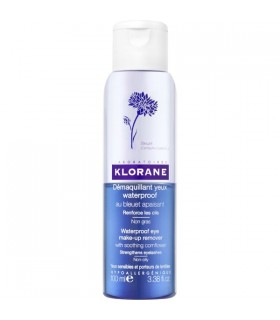 Klorane Ojos Sensibles Waterproof Desmaquillante 100 ML