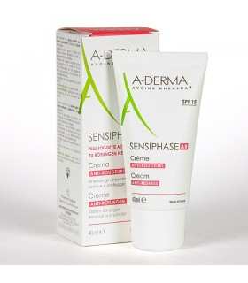 Aderma Sensiphase Antirojeces 40 ML