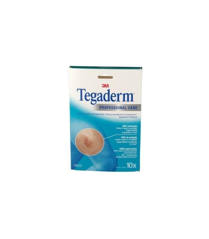Tegaderm Apósito Esteril 10X12 CM 10 Und