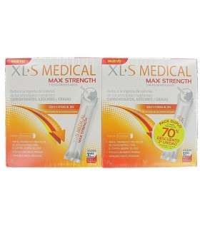 XLS MAX Strength 2 Und X 60 Sticks