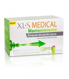 XLS Medical Mantenimiento 180 Cápsulas
