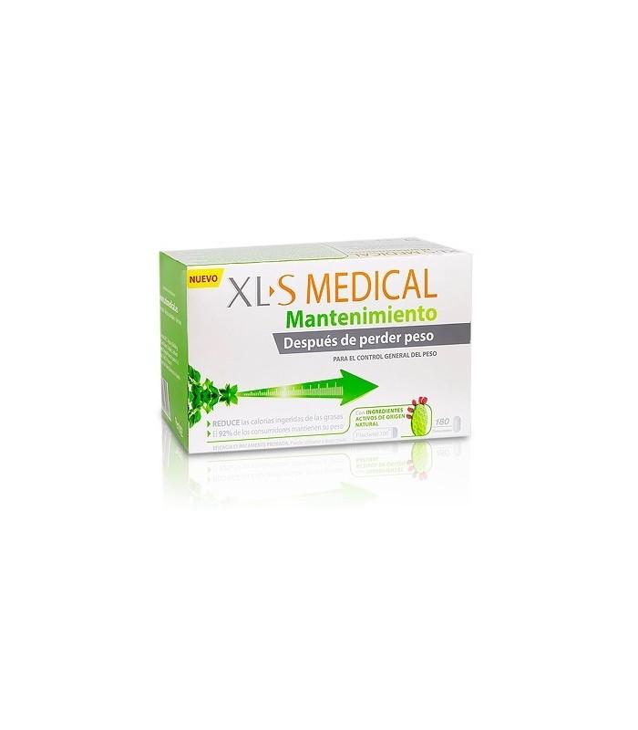 XLS Medical Mantenimiento 180 Cápsulas