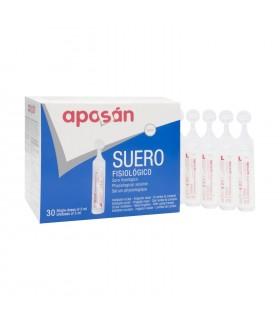 Aposan Suero Fisiologico Nasal Monodosis 30 X 5 Ml