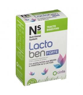NS Lactoben Forte 30 Comprimidos Masticables