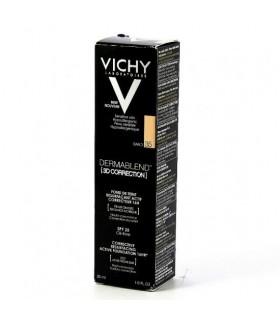 Vichy Dermablend 3D SPF 25 Oil Free Nº 35