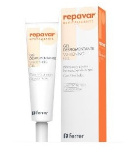 Repavar Revitalizante Gel Despigmentante 15 ML