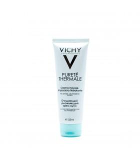 Vichy Purete Thermale Crema Mousse Limpiadora Hidratante 125 ML