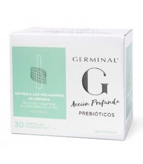 Germinal Acción Profunda Prebióticos 30 Amp x 1 ML
