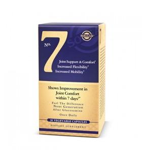 Solgar Nº7 Joint Support & Comfort 30 Cápsulas
