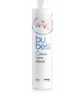 Bubels Colonia Suave Infantil 400 ML