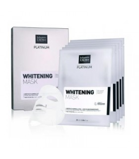 Martiderm Whitening Mask 25 ML X 5 Unds