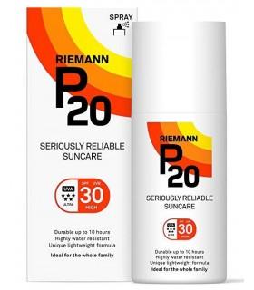 Riemann P20 SPF30 Protector Solar Cara 50 Gr