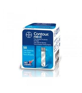 Countour Next Tiras Reactivas Glucemia 50 Und