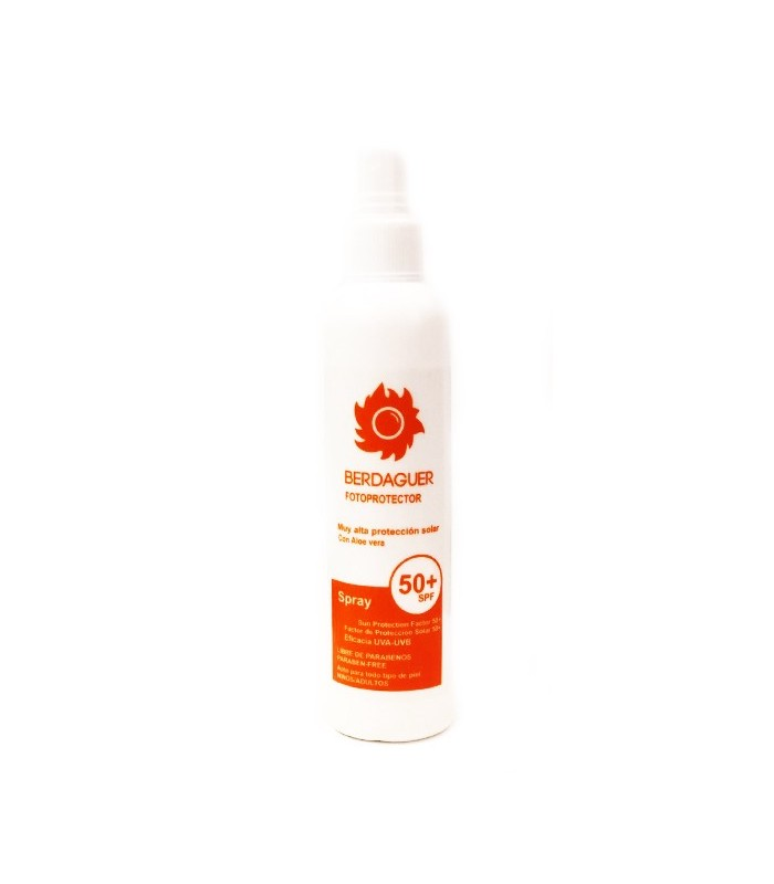 Berdaguer Fotoprotector F-50 Spray 200 Ml