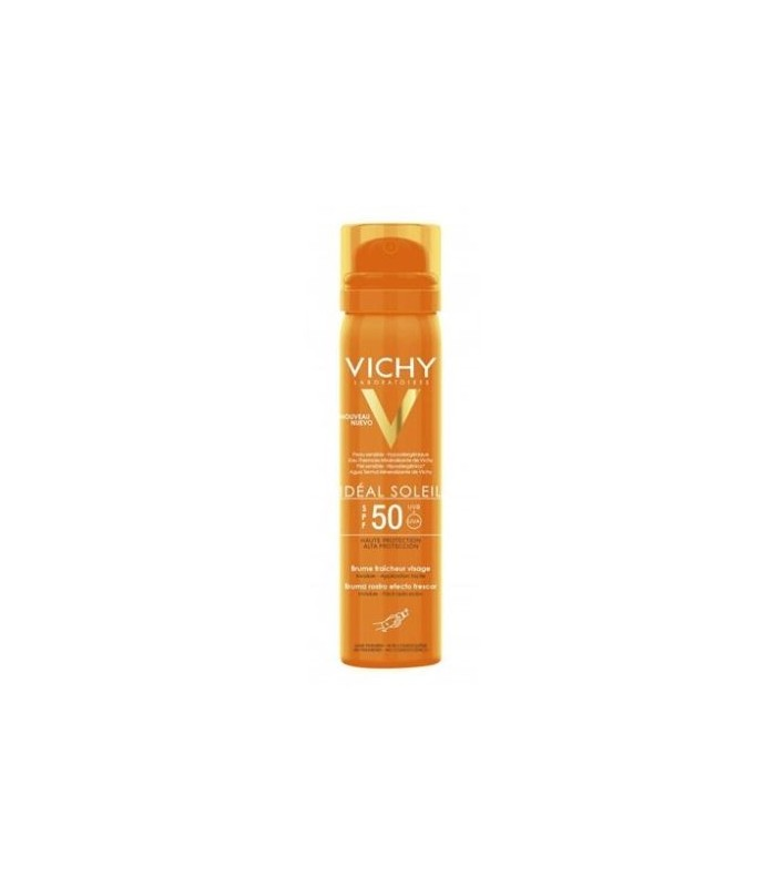 Vichy Ideal Soleil SPF 50 Bruma Invisible Protectora 75 ML
