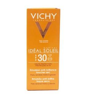 Vichy Ideal Soleil Emulsión Facial SPF 30 Piel Mixta/Grasa 50 ML