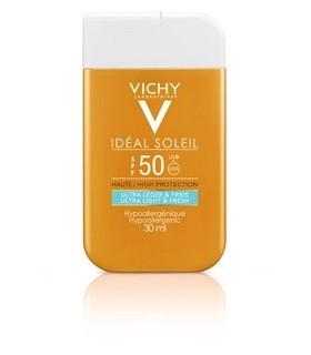 Vichy Ideal Soleil SPF 50 Fluido Hidratante Tacto Seco 30 ML