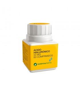 Botánicapharma Ácido Hialurónico 50 MG 60 Comprimidos