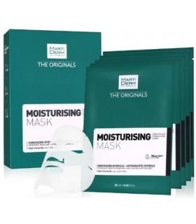 Martiderm Moisturising Mask 25 ML X 10 Und