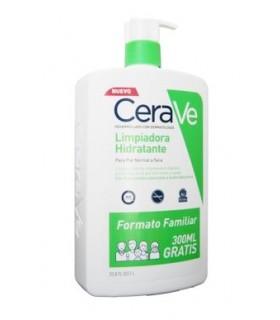 Cerave Limpiadora Hidratante Piel Normal a Seca 1 L