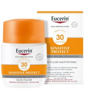 Eucerin Sun Protection SPF30 Sun Fluid Mattifying 50 ML