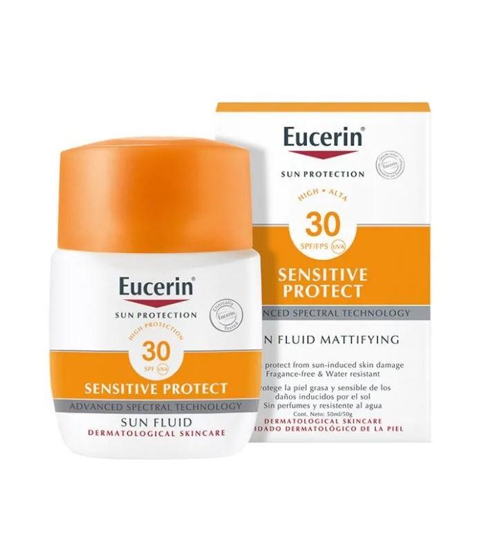 Eucerin Sun Protection SPF30 Sun Fluid Mattifying 50 ML