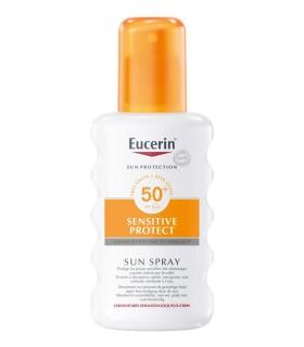 Eucerin Sensitive Protect SPF50+ Sun Spray 200 ML