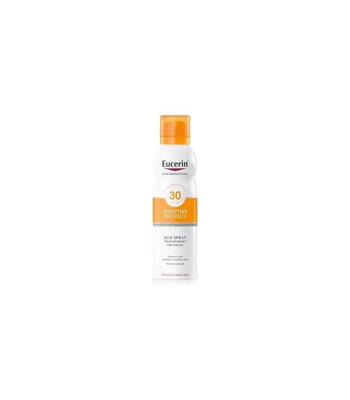 Eucerin Sensitive Protect SPF30+ Sun Spray 200 ML