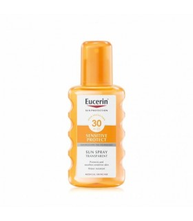 Eucerin Sun Protection SPF30+ Sun Spray Transparent 200 ML