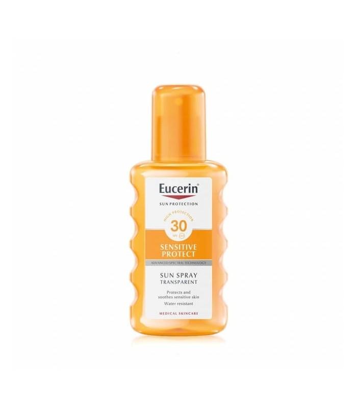 Eucerin Sun Protection SPF30+ Sun Spray Transparent 200 ML