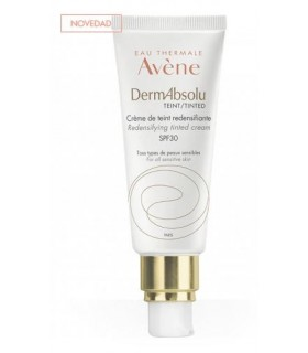 Avène Dermabsolu Crema Rejuvenecedora SPF30+  Coloreada 40 ML