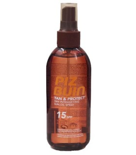 Piz Buin Tan & Protect FPS15 Aceite En Spray 150 ML