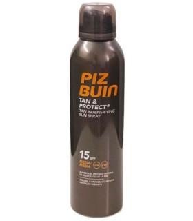 Piz Buin Tan & Protect FPS15 Protección Media 150 ML