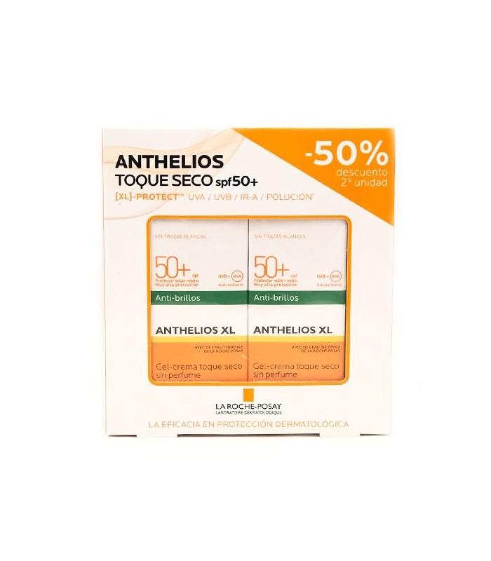 La Roche Posay Anthelios Gel-Crema SPF50 50 ML DUPLO